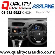 "Alpine Honda HRV 8"" Fascia Kit with Easy Finance"