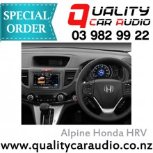 "Alpine Honda HRV 8"" Fascia Kit - Easy LayBy"