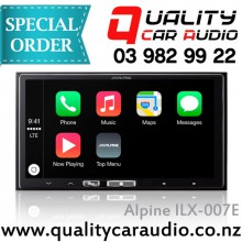 Alpine ILX-007E BT USB AUX CarPlay Unit - Easy LayBy