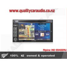 Alpine INE-S940EAU NAV CD DVD BT Unit - Easy LayBy