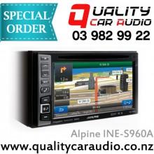 """Alpine INE-S960A 6.1"""" DVD NAV BT USB AUX Unit - Easy LayBy"""