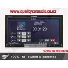 """Alpine INE-W947EAU 7"""" Navigation System with DVD"""