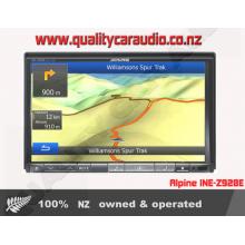 """Alpine INE-Z928E 8"""" DVD USB, Bluetooth 3x Pre-outs Stereo"""