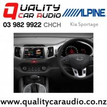 "Alpine Kia Sportage 8"" Fascia Kit with Easy Finance"