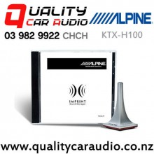 Alpine KTX-H100 MultiEQ Tuning Kit with Easy Finance
