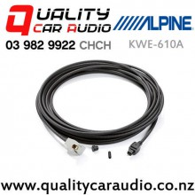 Alpine KWE-610A Fibre Optical Cable for X008, 957, 947 with Easy Finance