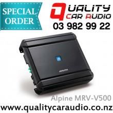 Alpine MRV-V500 5 CH 4x40W + 1x250W RMS Amplifier - Easy LayBy