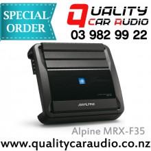 Alpine MRX-F35 4 Channel Class D 650W Amplifier