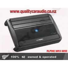 Alpine MRX-M110 MONO 1100W Class D Amplifier - Discontinue Model