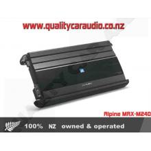 Alpine MRX-M240 2400W RMS Monoblock Amplifier - Easy LayBy