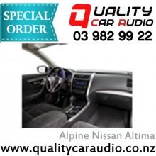 "Alpine Nissan Altima 8"" Fascia Kit - Easy LayBy"