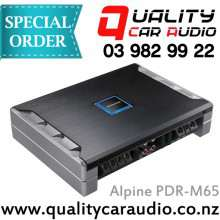 Alpine PDR-M65 650W RMS Monoblock Amplifier - Easy LayBy