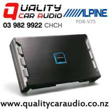 Alpine PDR-V75 350W 5/4/3/2 Channel Class D Car Amplifier with Easy LayBy