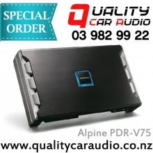 Alpine PDR-V75 5 Channel 4x 75W 1x 250W Amplifier - Easy LayBy