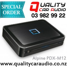 Alpine PDX-M12 Mono 1200W RMS Amplifier - Easy LayBy