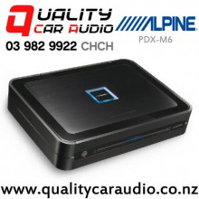 Alpine PDX-M6 600W Mono Channel Class D Car Amplifier with Easy LayBy