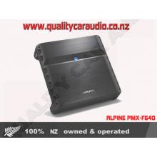 Alpine PMX-F640 640W 4 Channel Class AB Amplifier