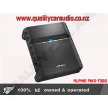 Alpine PMX-T320 320W 2 Channel Class AB Amplifier