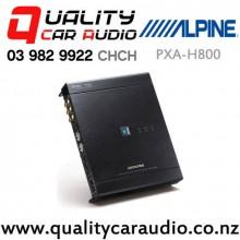 Alpine PXA-H800 High End Digital Sound Processor with Easy Finance