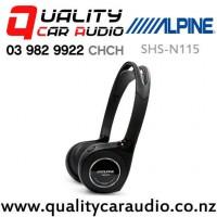 Alpine SHS-N115 Single Channel IR Headphones with Easy Finance
