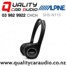 Alpine SHS-N115 Single Channel IR Headphones with Easy Finance