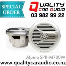 """Alpine SPR-M700W 7"""" 300W Type-R Marine Speakers - Easy LayBy"""