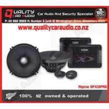 "Alpine SPX13PRO 5.25"" 240W component speaker - Easy LayBy"