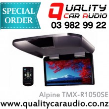 "Alpine TMX-R1050SE 10.1"" Roof Mount Monitor - Easy LayBy"