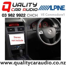 "Alpine VE Commodore 1 8"" Fascial Kit with Easy Finance"
