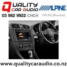 """Alpine VW Kit (BRACKET) 8"""" Fascia Kit with Easy Finance"""