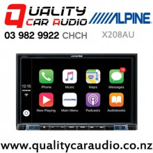 Alpine X208AU Navigation Bluetooth Apple CarPlay Android Auto HDMI USB NZ Tuner 3x Pre Outs Car Stereo with Easy Finance