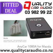 AnyCar 1080A for Mazda - USB/SD interface FITTED