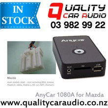AnyCar 1080A for Mazda - USB/SD interface