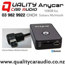 ANYCAR 1080B Bluetooth USB SD AUX for Clarion / Subaru McIntosh / Suzuki with Easy Finance