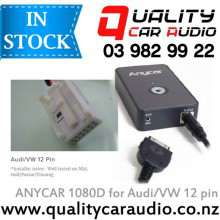 ANYCAR 1080D for Audi/VW 12 pin