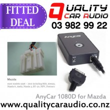 AnyCar 1080D for Mazda -  iPod interface FITTED