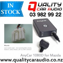 AnyCar 1080D for Mazda - iPod interface