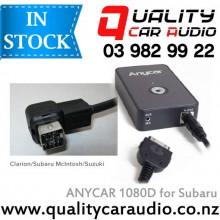 ANYCAR 1080D for Subaru McIntosh  - iPod interface