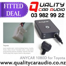 ANYCAR 1080D for Toyota FITTED