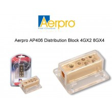 Aerpro AP406 DISTRIBUTION BLOCK 4Gx2 - 8Gx4  with Easy Payments
