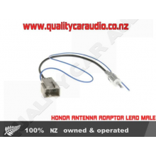 APA55 HONDA ANTENNA ADAPTOR LEAD MALE - Easy LayBy