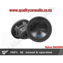 Apline SWS12D2 12 inch Dual 2 Ohm 500W RMS SUB - Easy LayBy