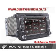 AudioSources AS-610 VW Skoda octavia Media Unit - Easy LayBy