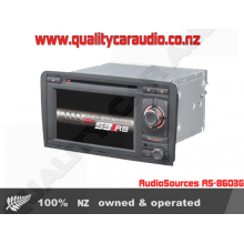 AudioSources AS-8603G DVD GPS BT MP3 Unit for Audi A3 - Easy LayBy