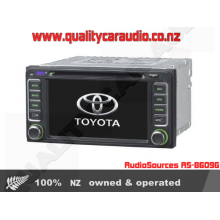 AudioSources AS-8609G MP3 DVD GPS TOYOTA UNIT - Easy LayBy