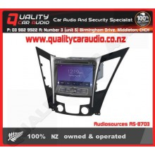 Audiosources AS-8703 for Hyundai Sonata i40 10 12 - Easy LayBy
