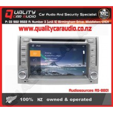 Audiosources AS-8801 For Hyundai iLoad iMax H300 i800 Starex - Easy LayBy