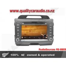 AudioSources AS-8803 Kia Sportage 10-13 Media Unit - Easy LayBy