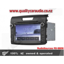 AudioSources AS-8806 Honda CRV 12 Media Unit - Easy LayBy