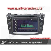 AudioSources AS-8813 Mazda 3 Axela 10-13 Media Unit - Easy LayBy